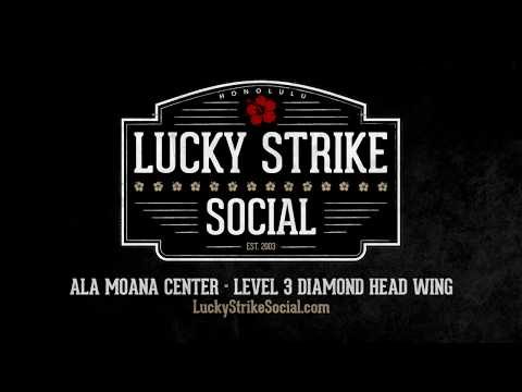 Lucky Strike Social - Honolulu, Hawaii