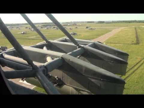 Вертолётная база   Кореновск
