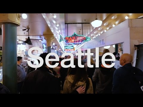 12 hour layover in Seattle