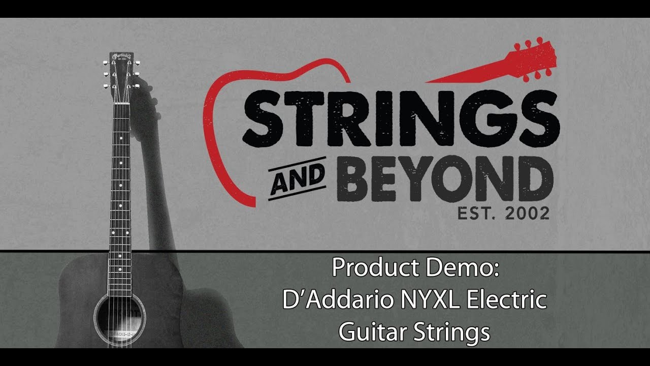 D/'Addario NYXL1138PS Nickel Wound Pedal Steel Electric Guitar Strings 11-38