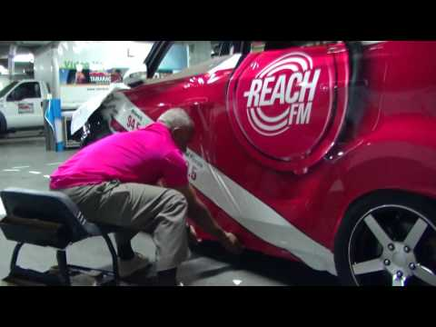The Entire Printing and Car Wrap Process | AdGraphics | South Florida