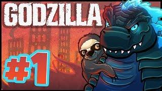 Godzilla 2015 - Part 1: New Godzilla Game! (PS4)