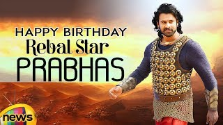 Actor Prabhas Birthday Special Video | Mango News