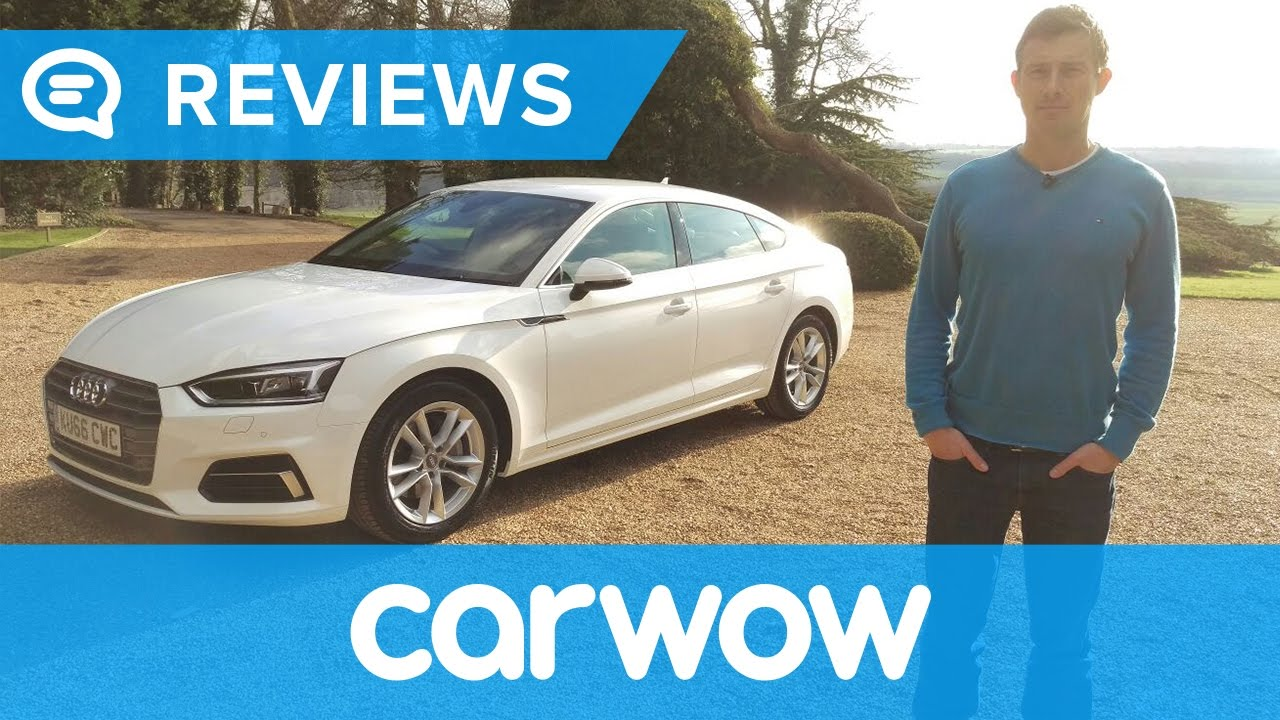 Audi A5 Sportback 2018 in-depth review | Mat Watson Reviews