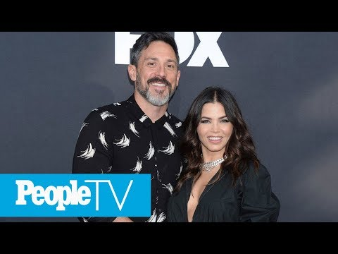 How Steve Kazee Is Supporting Jenna Dewan Through Her Pregnancy: Burritos And Foot Rubs | PeopleTV