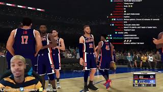 THE BEST & MOST INTENSE COMEBACK EVER I AM UNBEATABLE WITH MY $4,200 OP NBA 2K20 TEAM!