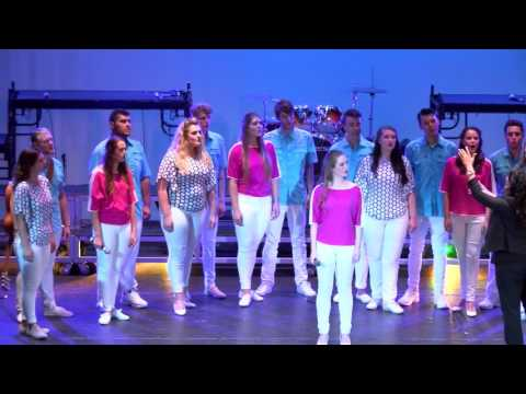 Young Americans Performance at Santa Ana High School 2017, Part 1