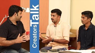 Creators Talk with Master Piece Team Members Nizar Babu and  Adil