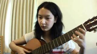 Hanya Ingin Kau Tahu - Republic Fingerstyle Guitar