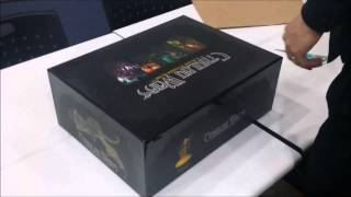 cthulhu Wars Unboxing