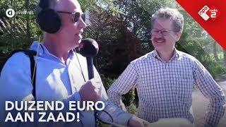Voor duizend euro aan zaad gedoneerd! | NPO Radio 2