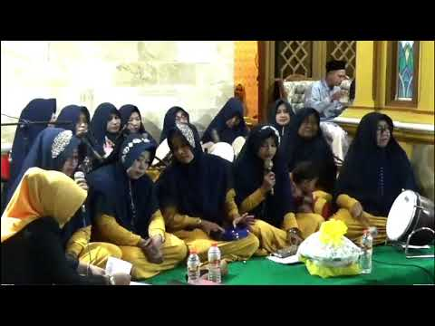 Sholawat Haji Rebana Al Hikmah Gandheng Permai Acara Walimatussafar Temayang Juli 2019