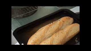 Italian - French Baguettes..@ Home.. Incredible!!