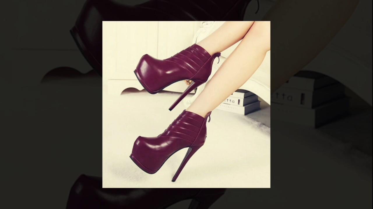 f9dde8b79b460 Ankle Boot / Botas Over / Saltos importados / Modelos de luxo / Onde  comprar Sapatos Importados