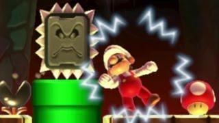Super Mario Maker - 100 Mario Challenge #43 (Expert Difficulty)