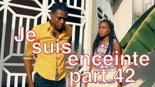 Je suis enceinte mini serie PART 42 | Strong  | Tania| |  Johny | Metdes |  Norly