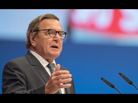 Gerhard Schröder: Auf in den Kampf! Venceremos!