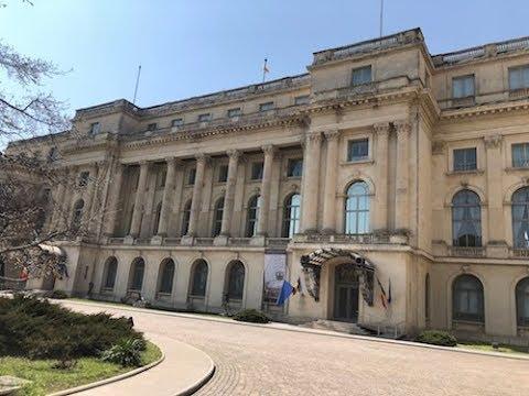 National Museum of Art, Bucharest