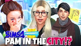LIFE AFTER UNI!? (The Sims 4 DISCOVER UNIVERSITY! 👩🏼‍🎓 #10)