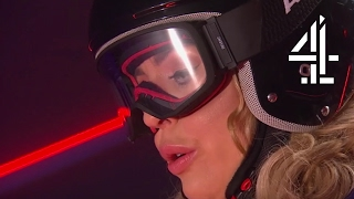 Video Lydia Bright's Jump for Survival | The Jump | Week 3 download MP3, 3GP, MP4, WEBM, AVI, FLV Oktober 2017