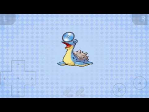 How To Get Surf And Strength In Pokémon Fire Red/Leaf Green