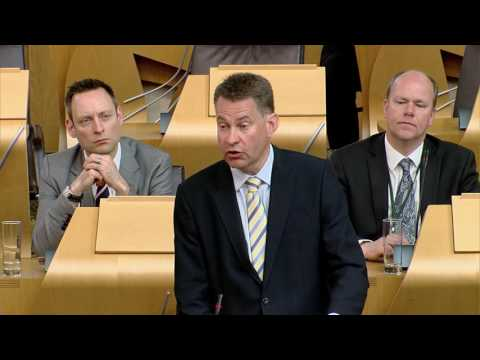 750th Anniversary of the Treaty of Perth Debate - Scottish P