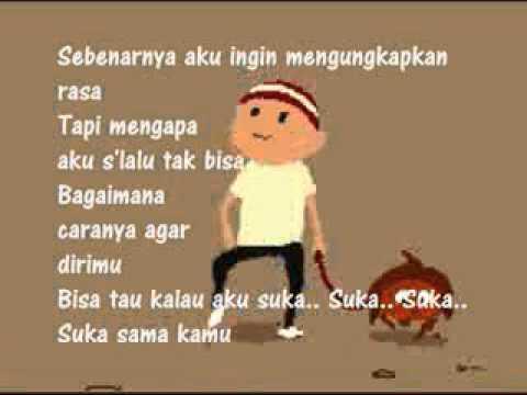Suka Sama Kamu   D'Bagindas Lyric   YouTube