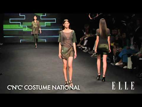 C N C Costume National SS2013 MILANO collection