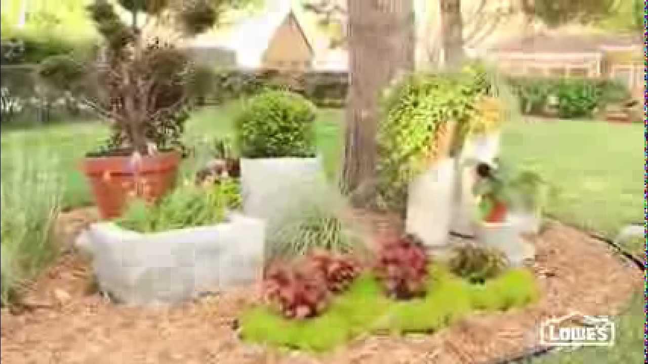 Create A Concrete Oasis   Loweu0027s Creative Ideas