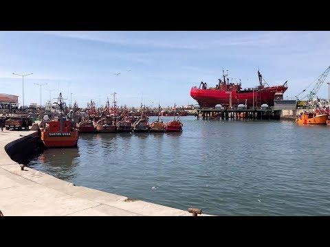 Mar Del Plata — Argentina Video Walk【4K】🇦🇷