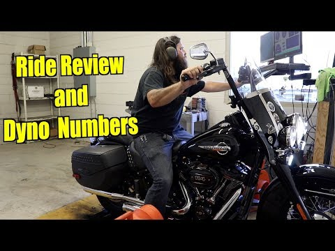 Loudest Mufflers For Harley Davidson??? Tab Performance