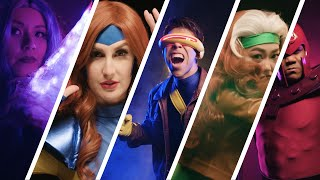 90s X-Men and Magneto Cosplay! | Marvel Becoming
