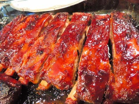 Как вкусно замариновать ребра свиные для духовки