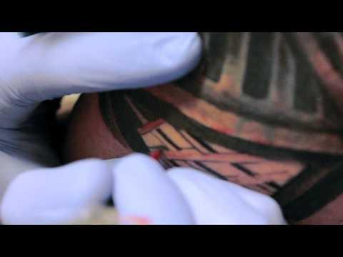 Darth Vader cover up tattoo by Kieb