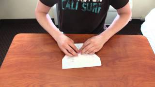 How to Make the Best Ever Easy Paper Airplane