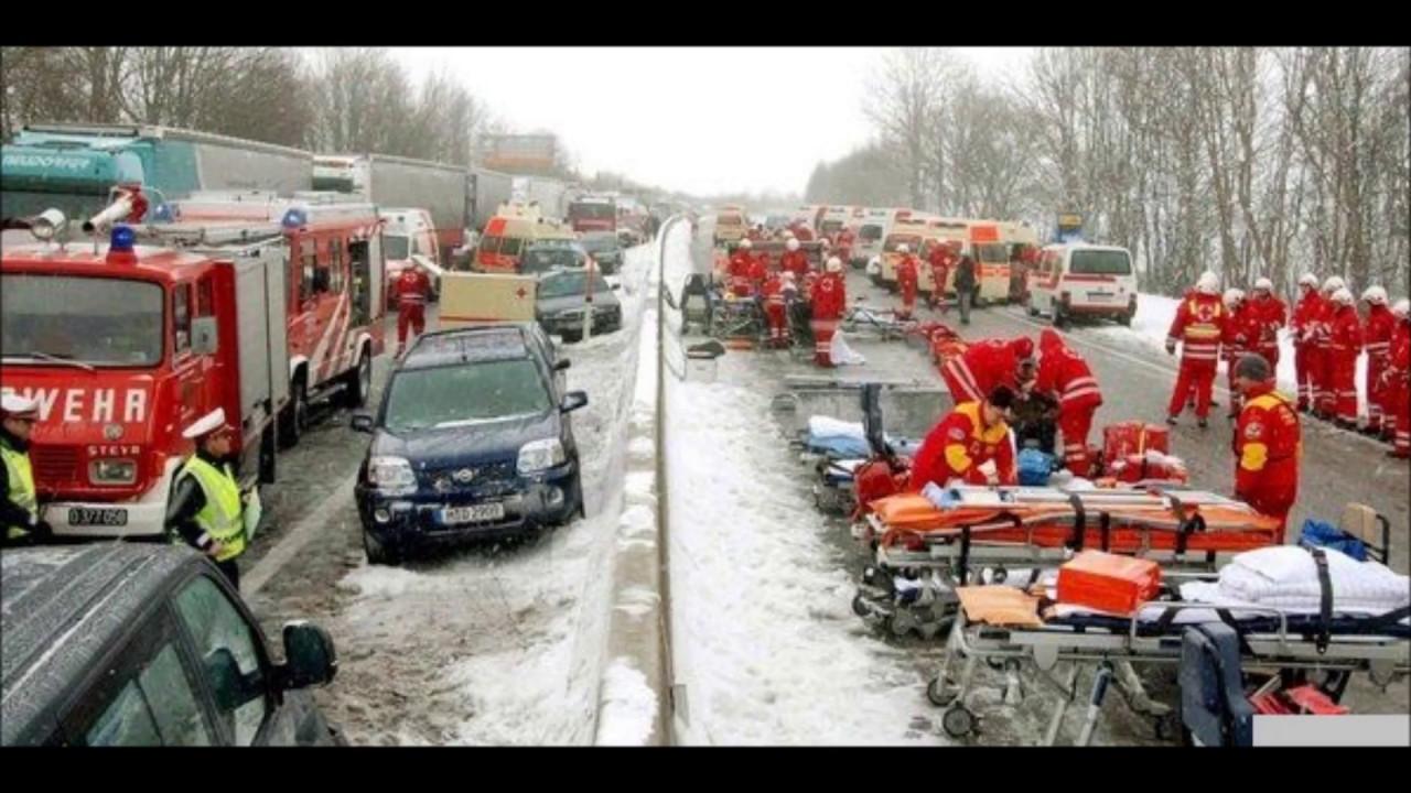 Автомобильные аварии 1