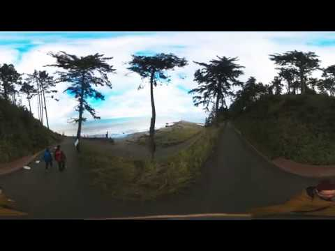 Traveling to Dungeness Spit