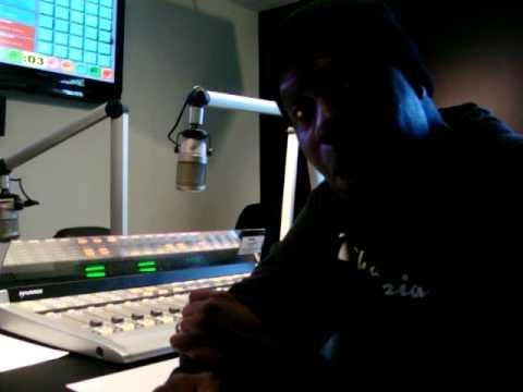 Ron Holland MY 92.7 FM - WQNC