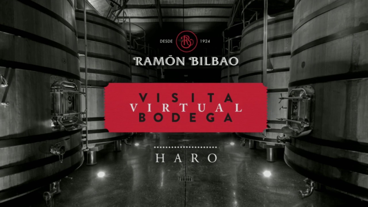 Visita virtual bodegas Ramon Bilbao by Rodolfo Bastida