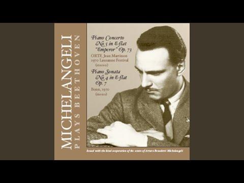 Piano Sonata No. 4 In E-Flat Major, Op. 7: III. Allegro