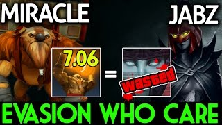 Who Care Evasion! Miracle Earthshaker EZ Counter PA 7.06 Dota 2 Sub...