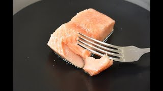 Steam & Combi Oven Cooking - Steamed Salmon