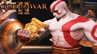 GOD OF WAR 2 - TITAN VERY HARD - ATÉ ZERAR ? AO VIVO