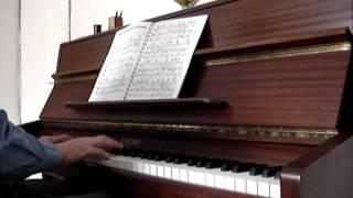 When you were Sweet Sixteen piano solo