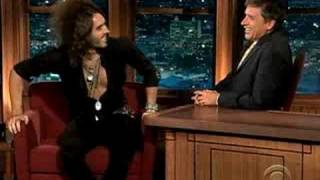 Russell Brand talks about British prejudice towards the U.S. thumbnail
