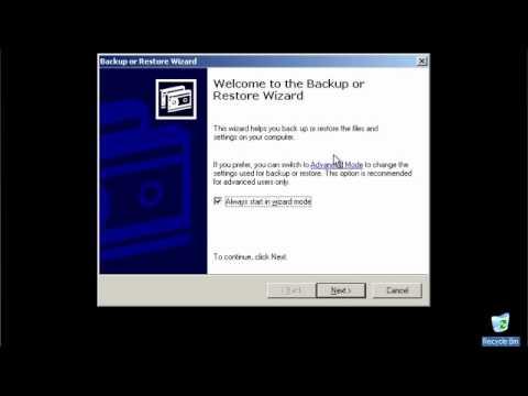 Active Directory Restoration In Windows Server 2003