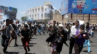 Is Yemen heading for civil war? Houthi rebels take over key sites in Taiz