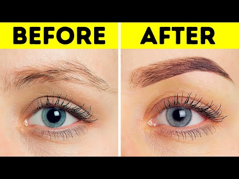 How I Made My Brows Thick in Just a Week