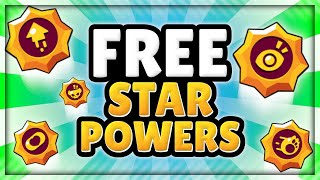 How to get FREE Star Powers FAST! | 7 Tips to MAX your Brawl Stars Account FASTER!