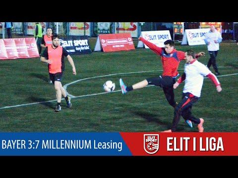 BAYER 3:7 MILLENNIUM Leasing - ELIT I Liga WIOSNA 2016